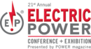 ELECTRIC POWER 2019 logo
